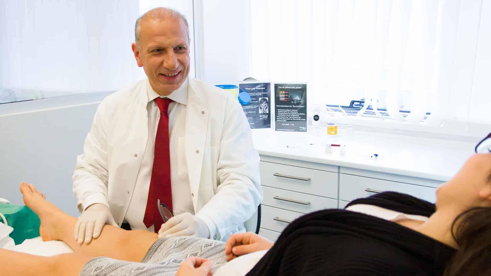 Αγγειοχειρουργός Αγγειολόγος Κόρινθος Vein Therapy Κέντρο Αγγειακών Θεραπειών