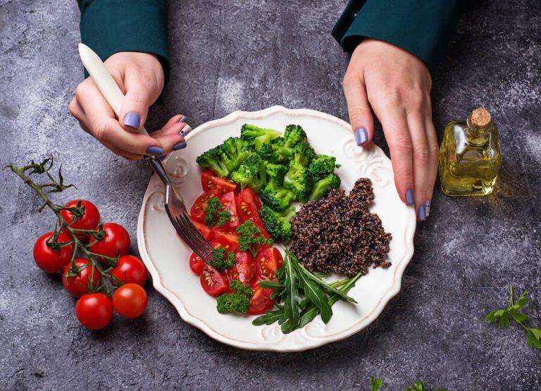 H διατροφή στην καταπολέμηση των ευρυαγγειών