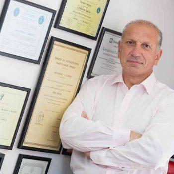 Αγγειοχειρουργός Αγγειολόγος Λαμπίδης Κωνσταντίνος
